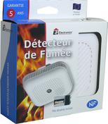 DAAF DETECTEUR DE FUMEE NF PILE 9V ENERGIZER INCLUSE - Contreplaqué cintrable exotique X PANOFLEX ép.7mm larg.1,22m long.2,50m - Gedimat.fr