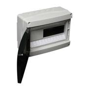 Coffret électrique modulaire à équiper étanche coloris gris capacité 12 modules - Tableaux électriques - Electricité & Eclairage - GEDIMAT