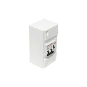 Coffret modulaire pré-équipé pour branchement d'un chauffe eau électrique - Tableaux électriques - Electricité & Eclairage - GEDIMAT