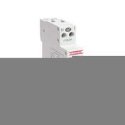 Disjoncteur électrique modulaire phase + neutre 220V 2A - Porte d'entrée SAYA en acier laqué gauche poussant haut.2,15m larg.90cm noir 2100 - Gedimat.fr