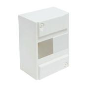 Coffret modulaire de distribution électrique blanc à équiper 8 modules - Tableaux électriques - Electricité & Eclairage - GEDIMAT