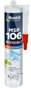 Mastic MSP106 de fixation puissant cartouche 290ml translucide - Protection des fa�ades - Mat�riaux & Construction - GEDIMAT