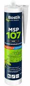 Mastic MSP107 de fixation puissant cartouche 290ml noir - Protection des façades - Matériaux & Construction - GEDIMAT