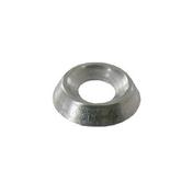 Rondelle cuvette inox pour vis diam.3,5 à 4mm en boîte de 200 pièces - Boulons - Ecrous - Rondelles - Quincaillerie - GEDIMAT