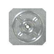 Rondelle acier zingué pour pose d'isolation en vybac de 50 pièces - Boulons - Ecrous - Rondelles - Quincaillerie - GEDIMAT
