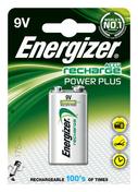 PILE RECHARGEABLE 9V 175MAH NIMH ENERGIZER B1 - Piles - Torches - Electricité & Eclairage - GEDIMAT