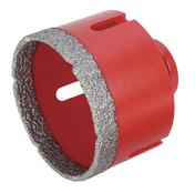 Trépan diamant coupe à sec à sec diam.68mm - Consommables et Accessoires - Outillage - GEDIMAT