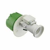 Pack boîte de centre à sceller et fiche-douille type DCL vendue en sachet - Modulaires - Boîtes - Electricité & Eclairage - GEDIMAT