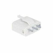 Fiche DCL plastique pour raccordement à une boîte de centre DCL maxi 6A - Fiches - Douilles - Adaptateurs - Electricité & Eclairage - GEDIMAT