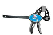 Serre-joint rapide une main Tige acier saillie 85 section 20x5 serrage 300 - Consommables et Accessoires - Outillage - GEDIMAT