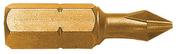 Boite 2 embouts de vissage TITANE PHILLIPS PH N°3 / 25mm - Consommables et Accessoires - Outillage - GEDIMAT