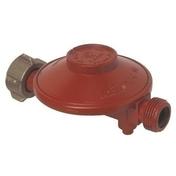 Détendeur simple détente à sécurité propane mâle 20x150 1,5kg NF - Alimentation gaz - Plomberie - GEDIMAT