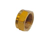 Bouchon avec joint femelle pour butane/propane diam.20X150 - Alimentation gaz - Plomberie - GEDIMAT