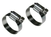 Collier de serrage seul pour tube en caoutchouc butane/propane la paire - Alimentation gaz - Plomberie - GEDIMAT