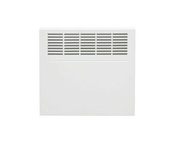 Convecteur mécanique CROCUS 1000W larg.48cm haut.44cm prof.8cm blanc - Chauffe-eau blindé mural vertical BASIC 100L blanc - Gedimat.fr