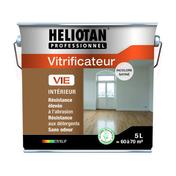 Vitrificateur satiné HELIOTAN VIE 5L naturel - Produits de finition bois - Aménagements extérieurs - GEDIMAT