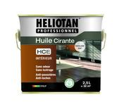 Huile cirante HELIOTAN HCE 2,5L chêne naturel - Produits de finition bois - Peinture & Droguerie - GEDIMAT