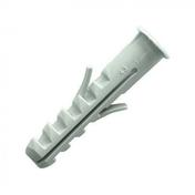 Cheville courte en nylon polyamide diam.8mm long.40mm 300 pièces - Câble électrique unifilaire cuivre H07VU section 1,5mm² coloris noir en bobine de 5m - Gedimat.fr