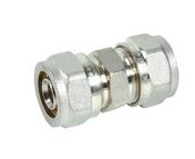 Raccord égal à compression Alizé'O pour tube multicouche diam.20mm - Tubes et Raccords d'alimentation eau - Plomberie - GEDIMAT