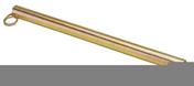Ressort de cintrage extérieur pour raccord multicouche à compression tube diam.16mm - Raccord laiton droit femelle diam.12x17mm pour tube polyéthylène réticulé PER diam.12mm en sachet de 10 pièces - Gedimat.fr