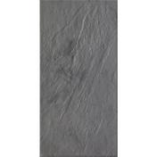Carrelage pour mur en faïence NORDKAPP larg.20cm long.40cm coloris gris - Abattant WC en bois compressé 3,4kg charnières inox coloris décor Paris - Gedimat.fr