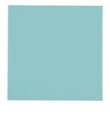 Carrelage pour sol ou mur en grés émaillé dim.20x20cm coloris pool blue - Carrelage pour mur en faïence brillante CALX larg.10cm long.30cm coloris panna - Gedimat.fr