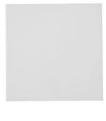 Grès émaillé mat COULEURS QB U3P3E3C2 Dim. 20x20 cm Antidérapant R10/PC10 B/PN18 Ep.6 mm Boîte de 1.00 m² White - Carrelage pour mur en faïence dim.20x20cm blanche brillante bosselée - Gedimat.fr