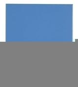 Carrelage pour sol ou mur en grés émaillé dim.20x20cm coloris blue 1 - Panneau prêt à carreler JACKOBOARD Plano long.260cm larg.60cm ép.20mm - Gedimat.fr