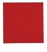 Carrelage pour sol ou mur en grés émaillé dim.20x20cm coloris red - Lanterne 200mm pour tuiles à douille coloris pastel - Gedimat.fr