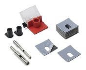 Trépans en kit EASY GRES 6 et 10mm - Clé à pipe débouchée acier chrome-vanadium 6 pans 14mm - Gedimat.fr