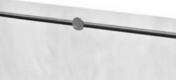 Fixation pour le kit de protection plexi (pour tubes ou cables) gamme garde-corps en inox par lot de 6 pièces - Balustrades et Garde-corps intérieurs - Bois & Panneaux - GEDIMAT