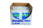 Fibres MAPEPLUS FIBRE sachet de 100g. - Prise téléphone série VENUS non monté femelle en T coloris blanc - Gedimat.fr