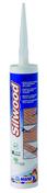 Mastic acrylique SILWOOD cartouche de 310ml coloris chêne - Joints - Plomberie - GEDIMAT