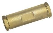 Manchon de réparation laiton brut pour tube polyéthylène diam.32mm long.105mm en vrac 1 pièce - Tubes et Raccords d'alimentation eau - Plomberie - GEDIMAT