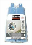 Kit stop infiltration étanchéité par injection 6 vases + 6 injecteurs - Radiateur à inertie refractite MANON Gris 2000W Horizontal CHAUFELEC - Gedimat.fr