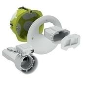 Boite d'applique air à fixer avec kt DCL non affleurante E27 - Radiateur sèche-serviettes STENDINO 750W - Gedimat.fr