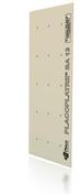 Plaque de plâtre standard PLACOPLATRE BA13 - 2,50x0,60m - Panneau soudé GIGA 55 maille 200X55mm haut.1.53m long.2.50m 2 plis anthracite RAL 7016 brillant - Gedimat.fr