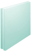 Carreau de plâtre standard CAROPLATRE plein 100 - 660x505mm - Carreaux de plâtre - Isolation & Cloison - GEDIMAT