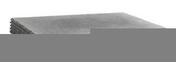 Chapeau pilier cisel� d�bordant avec goutte d'eau dim.52x40x5 cm anthracite - Piliers - Murets - Am�nagements ext�rieurs - GEDIMAT