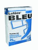 Plâtre en poudre manuel LUTECE BLEU - sac de 25kg - Plâtres en poudre - Isolation & Cloison - GEDIMAT