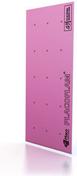 Plaque de plâtre ignifuge PLACOFLAM NF BA13 - 2,50x1,20m - Levpano I Premium - Gedimat.fr