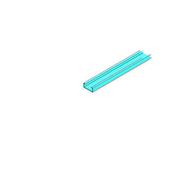 Fourrure STIL F530 - 3m - Laine de verre ISOCONFORT 35 revêtue kraft - 3x0,60m Ep.200mm - R=5,70m².K/W. - Gedimat.fr