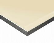 Doublage polystyrène expansé hydrofuge PLACOMUR P PV13+100 - 2,50x1,20m - R=3,15m².K/W - Mastic-colle polyuréthane SIKAFLEX PRO 11 FC coloris Noir 300ml - Gedimat.fr
