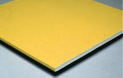 Plaque de plâtre spéciale PLACODUR BA18 - 3x1,20m - Rail de maintien horizontal W.THERM long.3m - Gedimat.fr