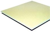Plaque de plâtre standard GYPROC A NF BA13 - 2,80x1,20m - Porte seule plane NINA âme pleine nue larg.93 cm - Gedimat.fr