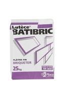 Plâtre en poudre manuel LUTECE BATIBRIC - sac de 25kg - Plâtres en poudre - Matériaux & Construction - GEDIMAT