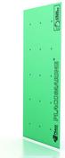 Plaque de plâtre hydrofuge PLACOMARINE BA13 - 2,50x0,60m - Jackoboard colle de montage, à base de polyuréthane sans solvant - Gedimat.fr