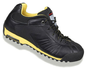 Chaussure de sécurité basse cuir pleine fleur Santiago taille 46 noir - Manchette d'étanchéité à l'air AIR CROSS 15/22mm - Gedimat.fr