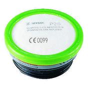 Filtre de rechange peinture ABP2 pour demi-masque respiratoire lot de 2 pièces - Peinture fer antirouille intérieur/extérieur 2,5L noir profond - Gedimat.fr
