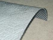 Géo-espaceur de drainage tridimensionnel GEOFLOW 44 1 FILTRE associé aux plaques NIDAROOF rouleau larg.2m long.50m - Feutres géotextiles - Matériaux & Construction - GEDIMAT